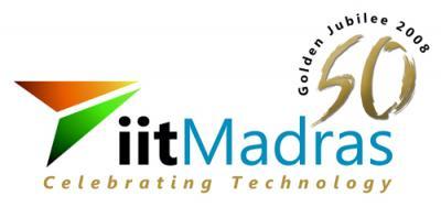 IIT Madras golden jubilee logo 2