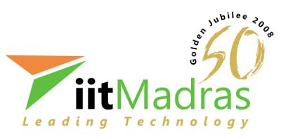 IIT Madras golden jubilee logo