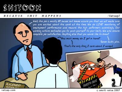 Shitoon 14: The job